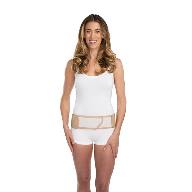 Shrinkx Hips Post Pregnancy Hip Reduction Belt - Nude XS-S